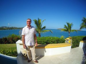 From GoToStCroix.com's Facebook page: Look who it is! David Fedeles is his name. St. Croix Real Estate is his game. Bringing buyers and sellers together is his claim to fame. Making you happy is his aim.