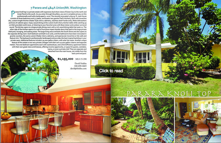 Coldwell Banker St. Croix Realty Magazine